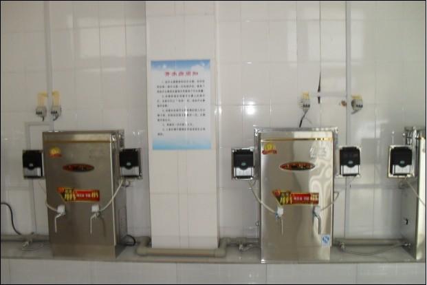 耒阳预付费IC刷卡水控机 浴室智能水控系统 刷卡洗澡堂收费机