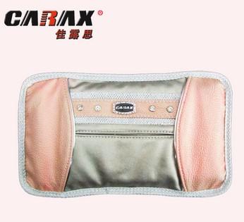 CARAX/佳露思 汽车遮阳板纸巾套 都市丽媛CR-007