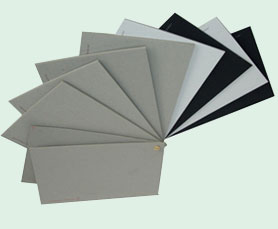 供应600G以上灰底白板纸,灰底黑纸板