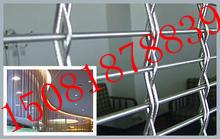 铁丝轧花网|14目防护网|镀锌轧花网厂家直销