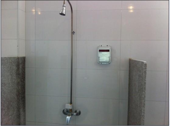 韶山一控二水控机 澡堂打卡机 IC卡控水器