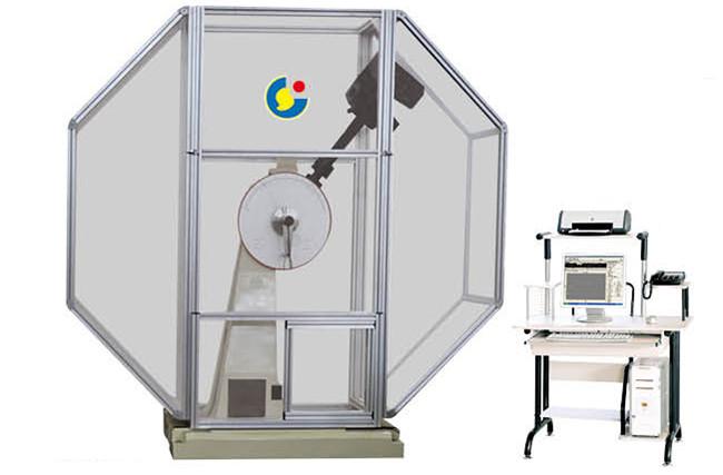 JB—W500A微机控制摆锤式冲击试验机