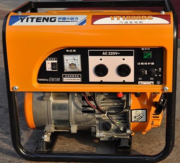 1kw家庭用汽油发电机|安徽应急照明汽油发电机