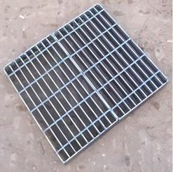 热浸锌钢格板 镀锌钢格板