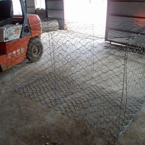 石笼网 格宾网 锌铝合金石笼网 镀锌石笼网