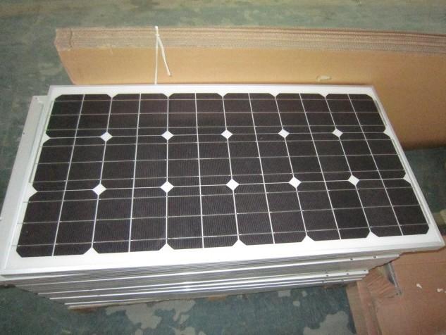 高品质A级质量太阳能板功率足光伏太阳能电池板