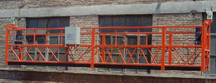 如外墙抹灰,保温,涂料,幕墙玻璃安装,清洗,大理石干挂等;高层电梯井道