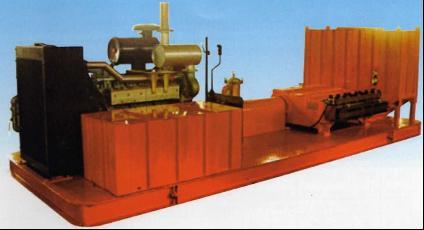 YE煤矿机械行业高压水清洗设备/机