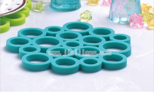 泡泡硅胶餐垫