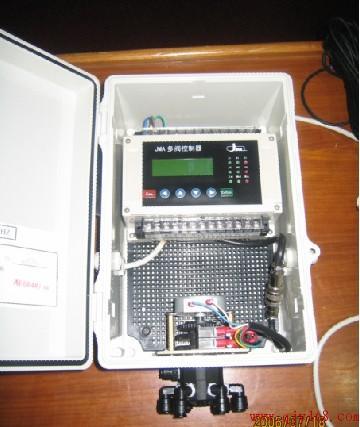 JMA多阀控制器|软化水处理系统控制器|四川洁明