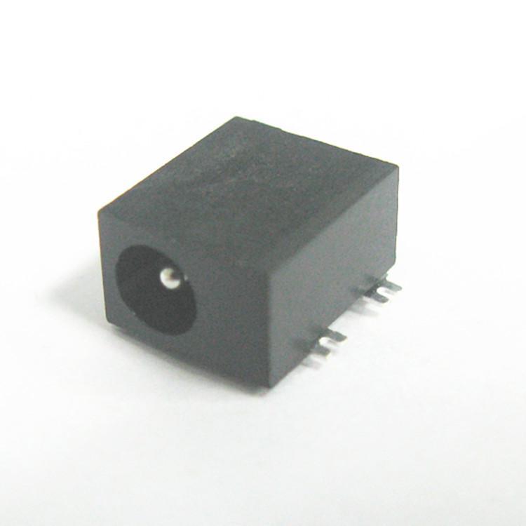 东莞新龙连接器 DC-0509DC座 消费电子产品电源插孔