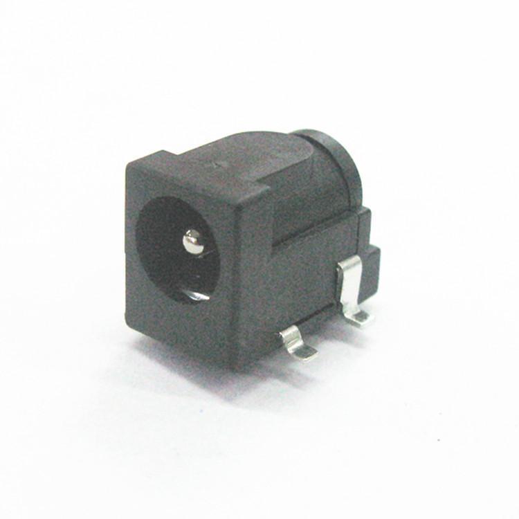 东莞新龙连接器 DC-0520DC座 消费电子产品电源插孔