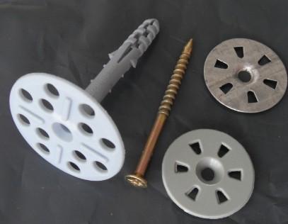 天津外墙保温专用的保温钉、一体外墙钉(XPS辅料)