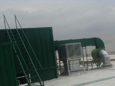 供应最专业的活性炭尾气治理工程