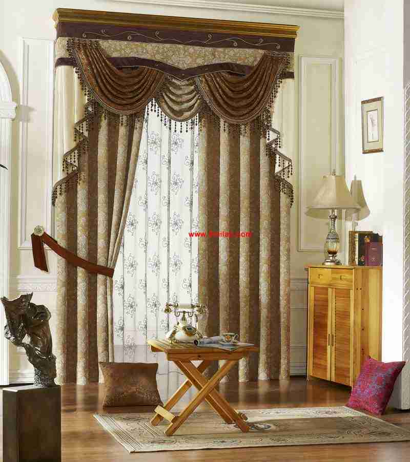 家纺市场风生水起 米兰窗帘品牌大展拳脚进口窗帘