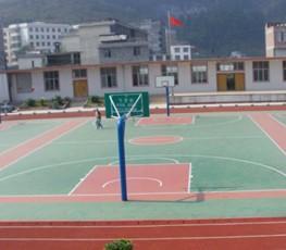 南宁荣杰康体提供南宁篮球场施工梧州儿童游乐设施