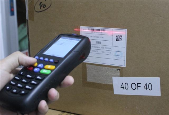 条码扫描手持PDA系统软件定制,智能PDA程序开发