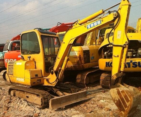 @二手小松120挖掘机@小松中型挖掘机总经销-小松挖机价格
