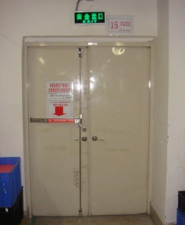 供应 防火门通道锁、消防门逃生锁、不锈钢推杆锁、消防锁