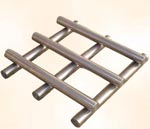 食品除铁设备磁力棒 干燥机磁力架