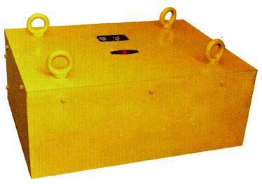 输送带除铁板 克拉玛依除铁器磁板