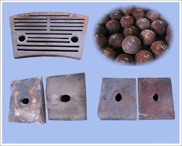 供应云南钢球钢锻衬板铁粉锻打钢球减速机渣浆泵铁精粉