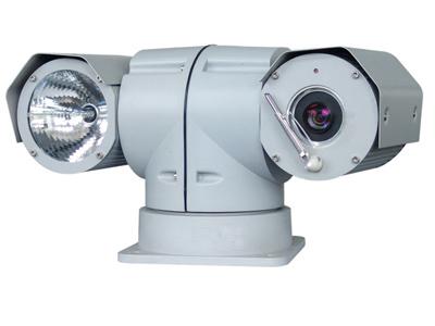 HID氙气灯车载云台夜视摄像机