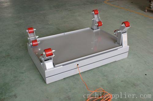800公斤防爆钢瓶电子磅直销,800kg称氢气的钢瓶秤多少钱