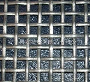 轧花网目数、8目镀锌轧花网、10目铁丝轧花编织网