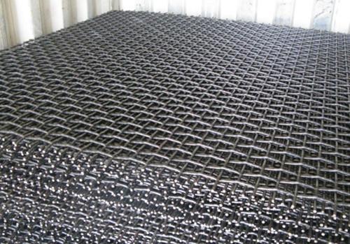 现货10目轧花网、316L不锈钢轧花网片、重型轧花网