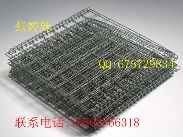 电焊石笼网 电焊格宾网 绿格网