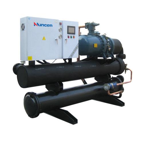 水冷螺杆冷水机,工业冷水机www.nuncen.com