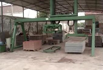 武汉中材建科销售湖北上板机,武汉叠砖机