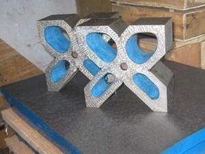 铸铁V型架、铸铁V型架、磁性V型架