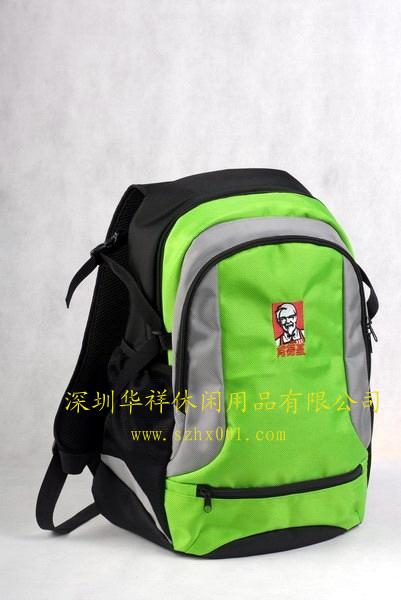 深圳双肩包,学生包,旅行休闲包订做批发