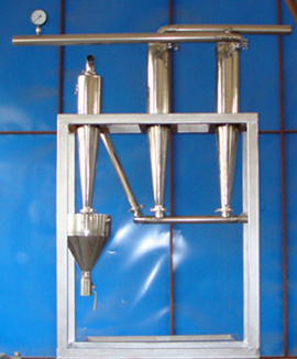 亲 新型高效淀粉除砂器(升级版)