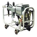 矿用气动高压双缸化学材料注浆泵