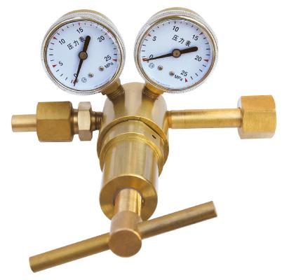 氮气、氢气高压气体减压阀