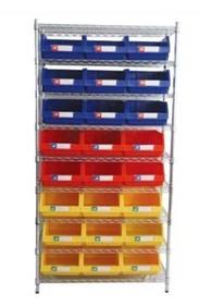 WSR4018-002零件盒置物架--