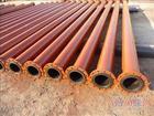 供应渤洋管道陶瓷内衬复合钢铁管质量好生产厂家直销供应