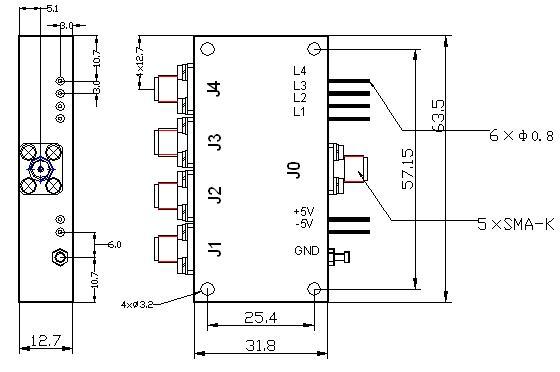 电路材料绘制图
