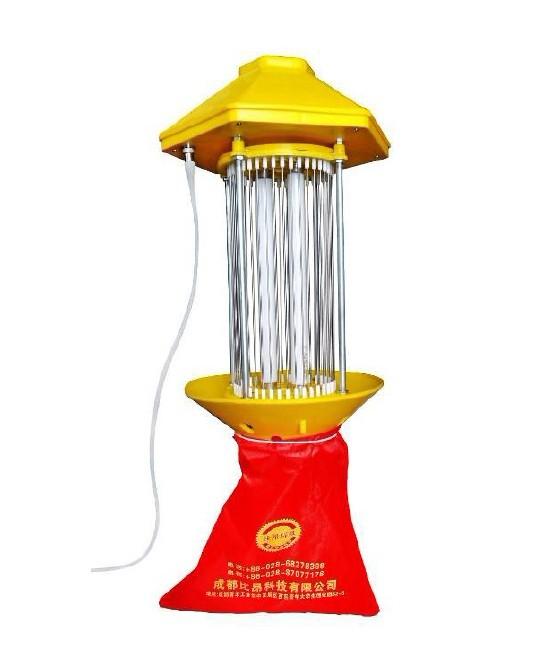 四川成都厂家批发频振式杀虫灯、电击式诱虫板 灭虫灯 绿色无公害环保