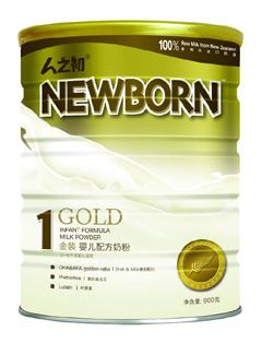 人之初NEW BORN——(金系列)1段婴幼儿配方奶粉