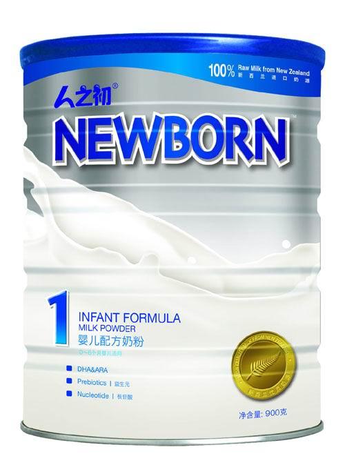 人之初NEWBORN(银系列)1段婴儿配方奶粉