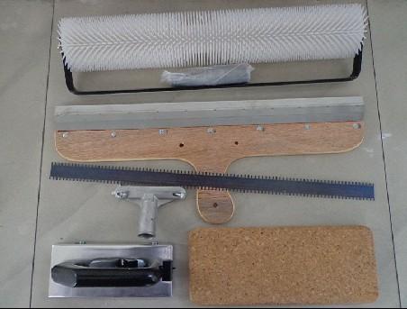 塑胶地板焊接工具,快速焊嘴,软木板,放弃滚,刮胶板