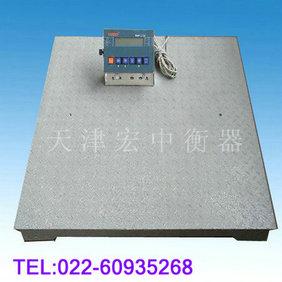 兰州20吨带打印磅秤,秦皇岛20吨1X2m不锈钢电子地磅价格