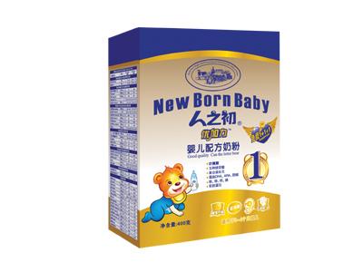 人之初优加力一段盒(适合0-6个月宝宝)
