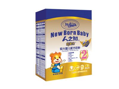 人之初优加力二段盒(适合6-12个月宝宝)