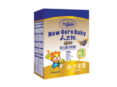人之初优加力三段盒(适合12-36个月宝宝)