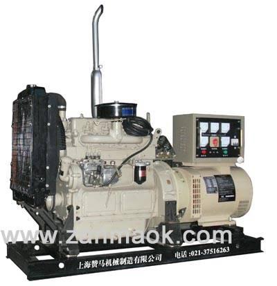 50kW潍柴水冷柴油发电机组-上海赞马厂家直销